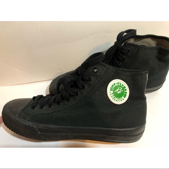 PF Flyers Sandlot Center Hi Black Size 9. M 5b7c660d5a9d214c4ac383a5 d5019ff06
